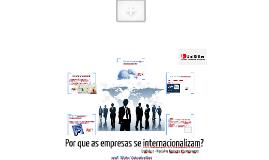 Unidade 2 - Teorias de Internacionalização