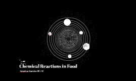 Chemical Reactions in Food