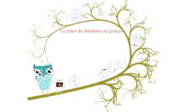 Copy of La prise de décision et les stades de développement d'un groupe