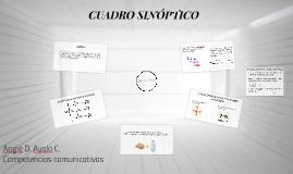 Copy of Copy of cuadro sinoptico
