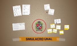 Simulacro UNAL - Asesoría