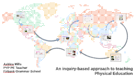 Copy of An Inquiry-based Approach to Teaching Physical Education