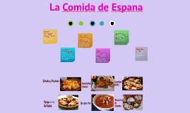 La Comida de Espana