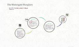 The Burglary- Watergate