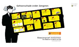 Meesterproef 2015/2016
