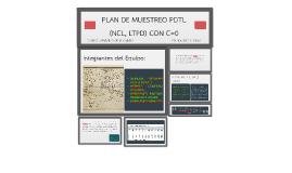 PLAN DE MUESTREO PDTL (NCL, LTPD) CON C=0
