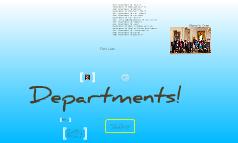 Departments  (: