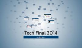 Tech Final 2014