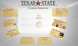 Career Services Texas State University