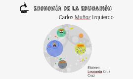 Copy of Economía de la Educación