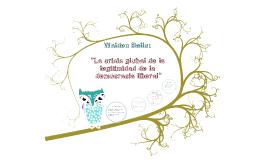 La crisis global de la legitimidad de la democracia liberal por Walden Bello