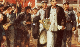 Week 6 Lesson 1: The Long March - Primary sources and historical interpretations