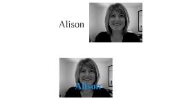 Alison Demo