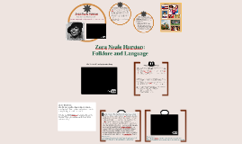Zora Neale Hurston and Folklore