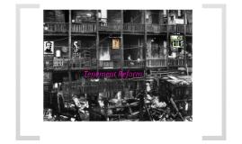 Tenement Reform Project