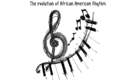 The evolution of African American Dance
