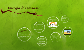 Copy of Energía de Biomasa