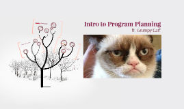 Intro to Program Planning