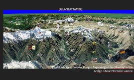 Copy of Parque Arqueológico de Ollantaytambo