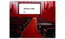 """""""La experiencia de los sordos ante el cine"""""""