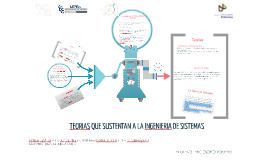 Copy of TEORIAS QUE SUSTENTAN A LA INGENIERIA DE SISTEMAS