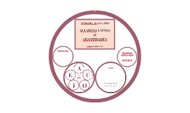 INTR'LATIM: ALFABETO & QUANTIDADES