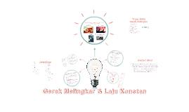 Copy of Gerak Melingkar & Laju Konstan