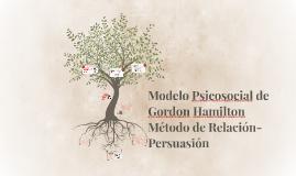 Modelo Psicosocial de Gordon Hamilton