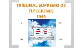 Tribunal Supremo de Elecciones-Costa Rica.