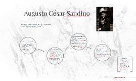 César Augusto Sandino