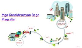 Copy of Mga Konsiderasyon Bago Magsalin