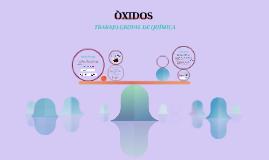 ÒXIDOS