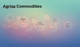 Agrisa Commodities