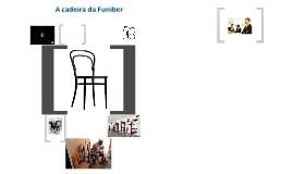 A cadeira da Funiber