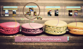 Coffee Shop Soundscapes