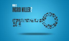 Copy of Vistage - IMiller Intro