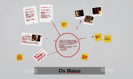 Os Maias_personagens