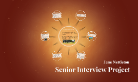 Senior Interview Project