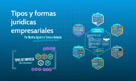 Tipos y formas jurídicas empresariales