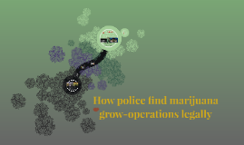 How police find grow-ops
