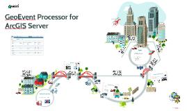 GeoEvent Processor for ArcGIS Server