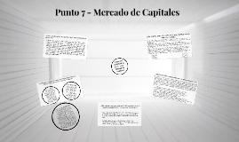 Mercado de Capitales - ley N° 26831