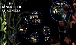 The kingkiller chronicle