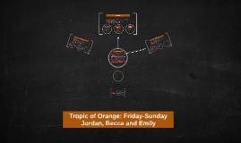 Tropic of Orange