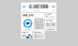 ALL ABOUT REMIND