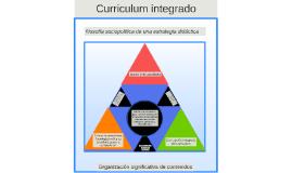 Curriculum integrado