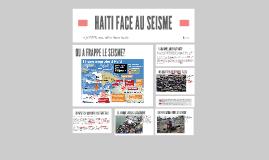 Le Séisme d'Haïti