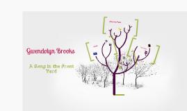 Gwendolyn Brooks Presentation