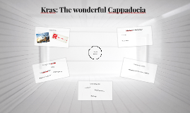 Kras: The wonderful Cappadocia
