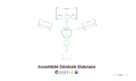 Assemblée Générale Statutaire